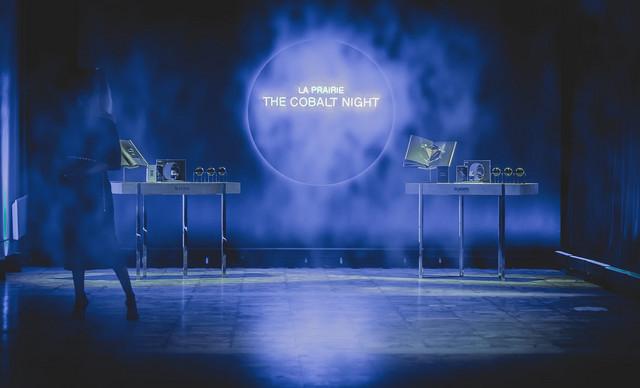 Tρεις ξεχωριστές βραδιές στο χρώμα του μπλε του κοβαλτίου από τη La Prairie στο Ωδείο Αθηνών