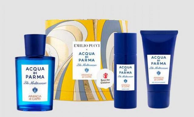 Emilio Pucci x Acqua Di Parma: Μια απροσδόκητη συλλογή