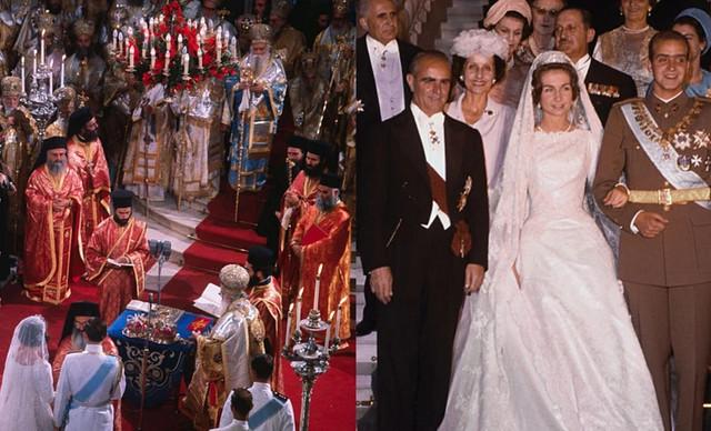 Royal Weddings: Οι ωραιότεροι βασιλικοί γάμοι στην Αθήνα!