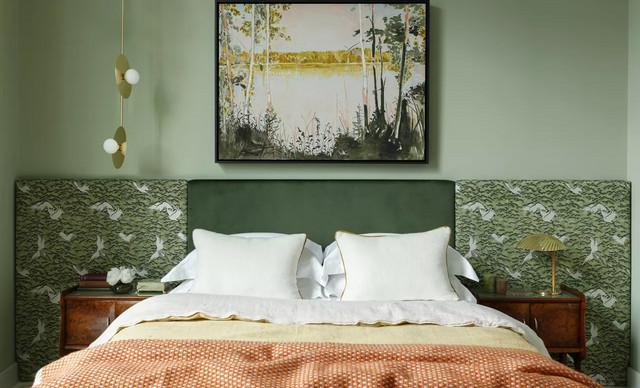 Green bedrooms: για όνειρα γλυκά!