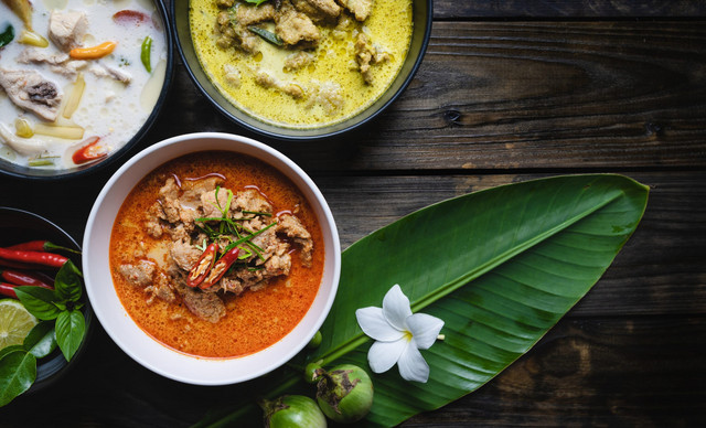 Τα καλύτερα Thai εστιατόρια της πόλης