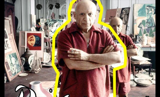 Πικάσσο: Ο ζωγράφος που έζησε, αγαπήθηκε και δημιούργησε παράφορα